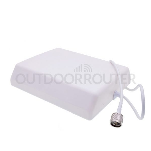 Outdoor-WiFi-Panel-Antenna-2.4GHz-N-male-Connector-1
