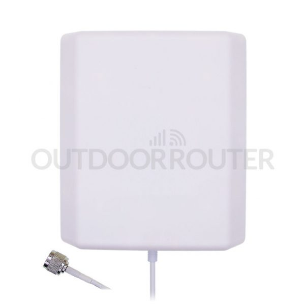 Outdoor-WiFi-Panel-Antenna-2.4GHz-Wide-angle-1
